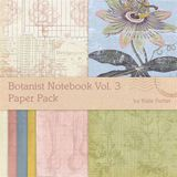 Botanist Notebook No. 03 Kit