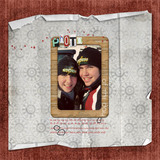 12 X 12 Scrap Templates 13 - Page Layouts