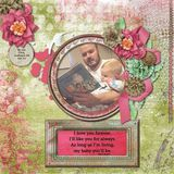 I Call You Mom Scrap Kit