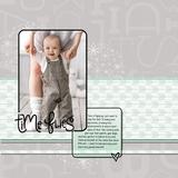 Word Frames Baby & Child