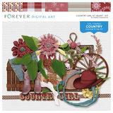 Country Boy And Girl At Heart Bundle