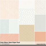 Color Muse Keen Value Pack