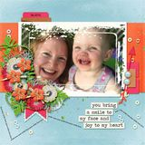 Discover Your Smile Photo Masks