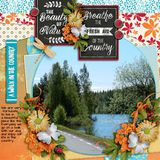 Country Walk Templates