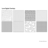 Love Digital Overlays