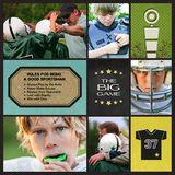 American Football Card Kit 1