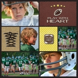 American Football Card Kit 2