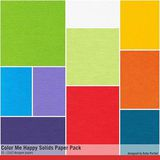 Color Me Happy Scrapbooking Collection