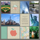 New York Minute Card Kit Bundle