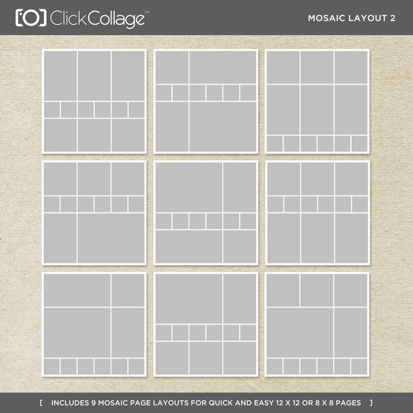Mosaic Layout 2