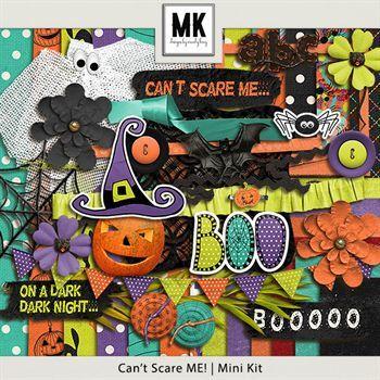 Can't Scare Me - Mini Kit