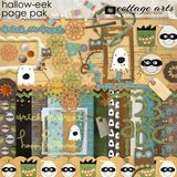 Hallow-eek! Page Pak Walpha
