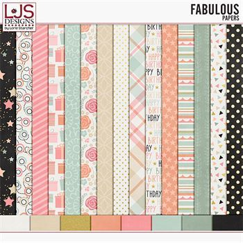 Fabulous - Papers