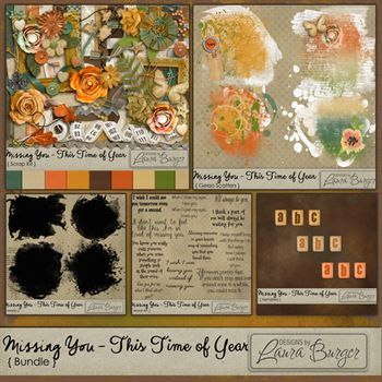 Missing You-this Time Of Year Bundle-fwp Scatter