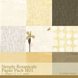 Simply Botanicals Mini Kit No. 01