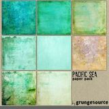 Pacific Sea Paper Pack
