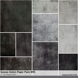Canvas Colors Paper Pack No. 09