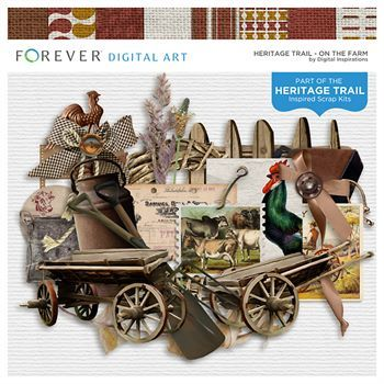 The Heritage Trail - On The Farm