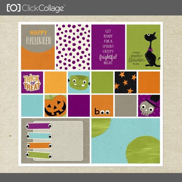 Frightful Card Kit 3