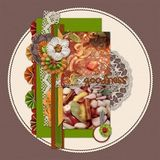 Hungry For Fall - Solid Cardstock