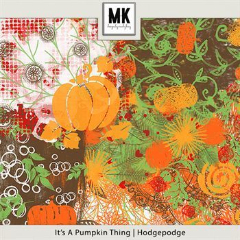 It's A Pumpkin Thing - Hodgepodge