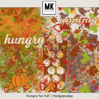 Hungry For Fall - Hodgepodge