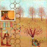 Art Journal – Symphony of Seasons Page Pak