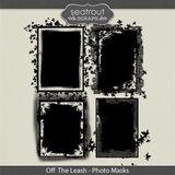Off The Leash Photo Masks