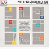 Photo Focus - November 2016