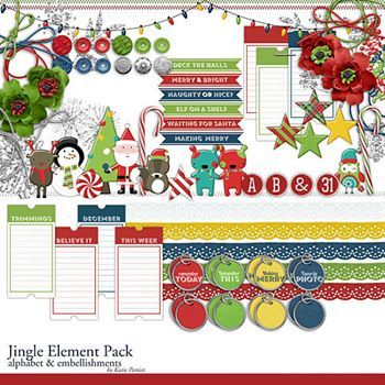 Jingle Element Pack