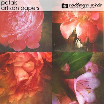 Petals Artisan Papers