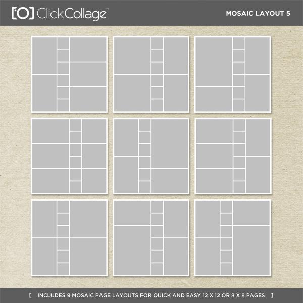 Mosaic Layout 5