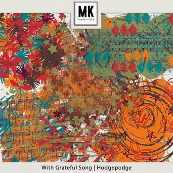 With Grateful Song - Hodgepodge