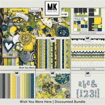 Wish You Were Here - Discounted Bundle