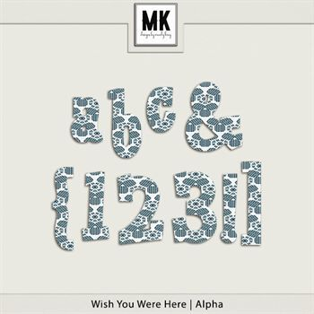 Wish You Were Here - Alpha