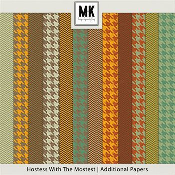 Hostess With The Mostest - Additional Papers