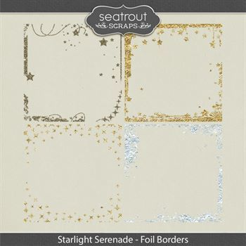 Starlight Serenade - Foil Borders