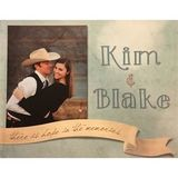Wedding Signature Book With Embellishments 11x8.5