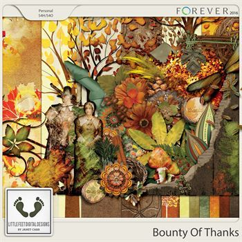 Bounty Of Thanks