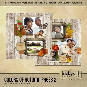 Colors Of Autumn Pages 2