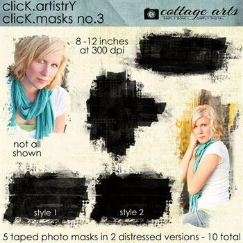 Click.artistry Click.masks 3