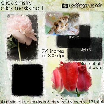 Click.artistry Click.masks 1
