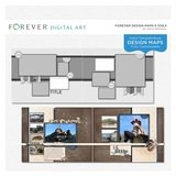 Forever Design Maps 8 11x8.5