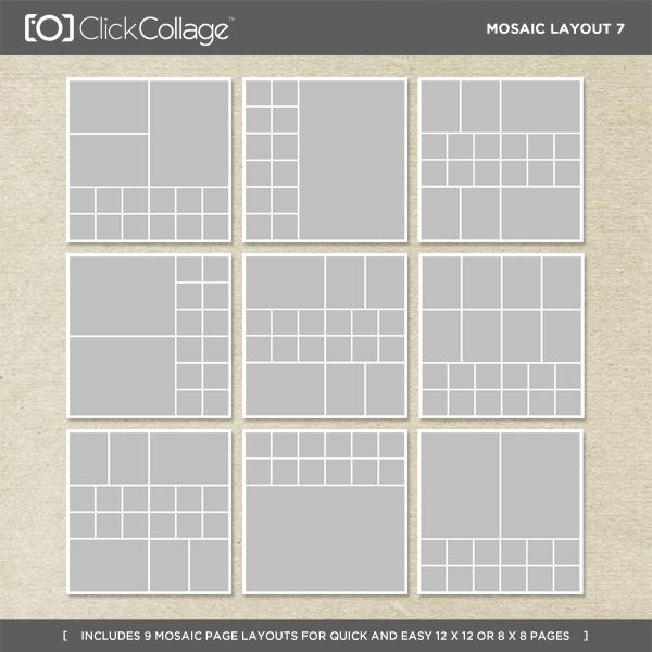 Mosaic Layout 7