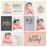 Happy Girl Card Kit 2