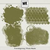 Friendsgiving - Photo Masks