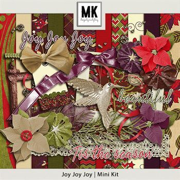 Joy Joy Joy- Mini Kit
