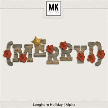 Longhorn Holiday - Alpha