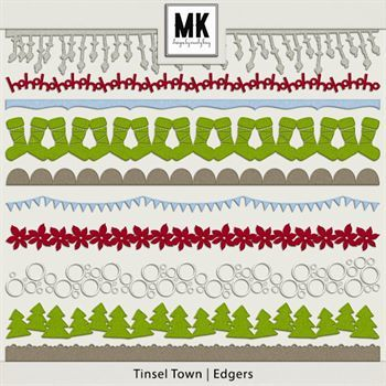 Tinsel Town - Edgers