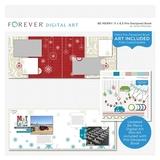 Be Merry Pre-designed Book 11x8.5